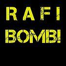 Rafi Bomb by iheartgallifrey