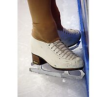 Skates of a Futur Champion Photographic Print