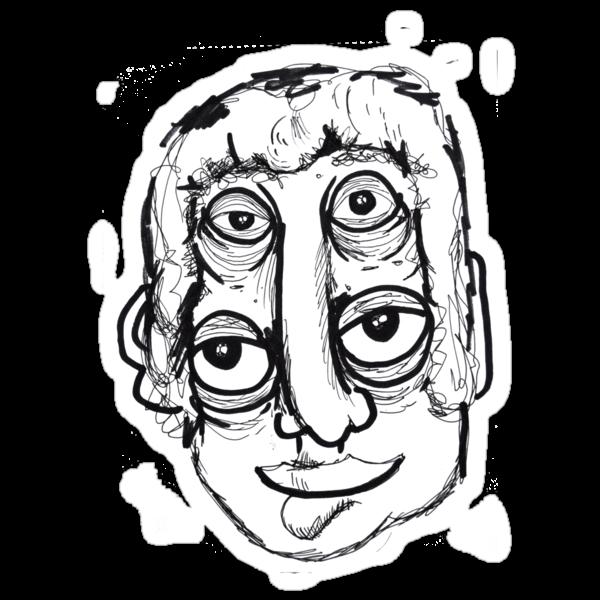 eye head by samuel Eglington