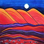 Perfect Pastels - Flinders Moon by Georgie Sharp