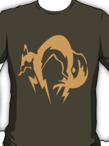 Metal Gear Fox Unit Art T-Shirt