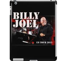 Billy Joel live iPad Case/Skin