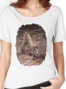 Quokkas - Western Australia Women's Relaxed Fit T-Shirt