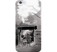 Afternoon Stroll iPhone Case/Skin