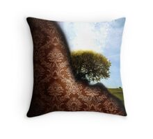 Consolation Throw Pillow