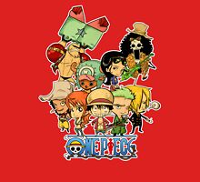 One Piece Straw Hat Pirates Unisex T-Shirt