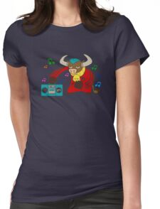 Beatbull Womens Fitted T-Shirt