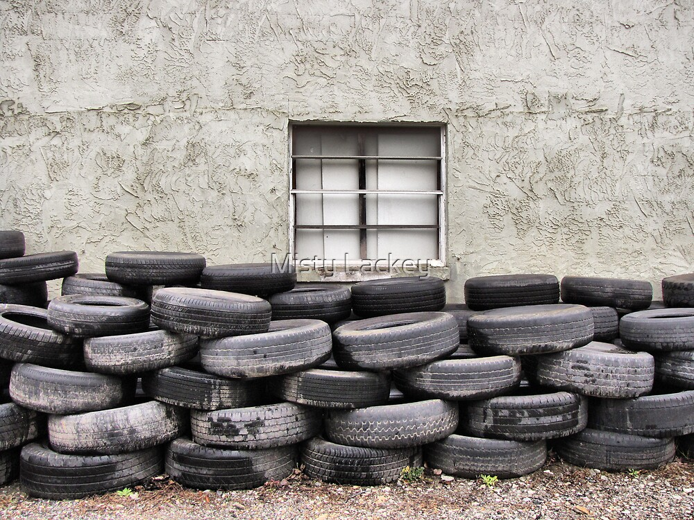 Used Tires by Misty Lackey