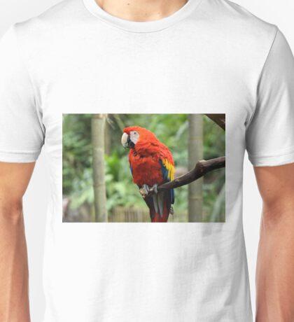Macaw Macaw Unisex T-Shirt