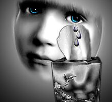 Tears caught by CheyenneLeslie Hurst