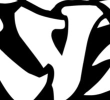 RVA Graffiti Logo Sticker