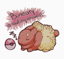 Buneary Is Loafing Around! Baby Tee