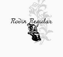 Rodin Typeface Unisex T-Shirt