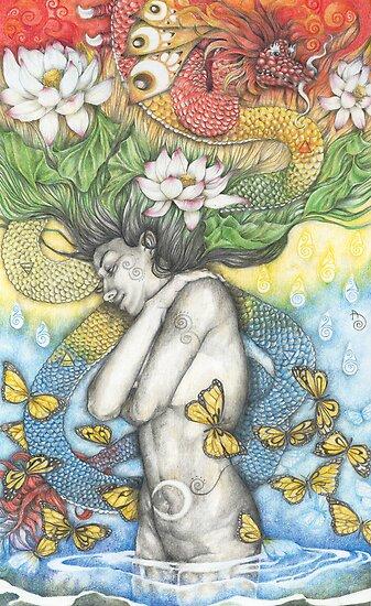 The Chemistry (Metamorphosis) by Patricia Ariel