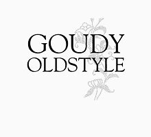 Goudy Oldstyle Long Sleeve T-Shirt
