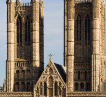 Lincoln Cathedral Sticker
