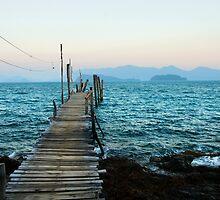 Gulf of Thailand by Artur Bogacki