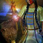 BEAR WOMAN by shadowlea