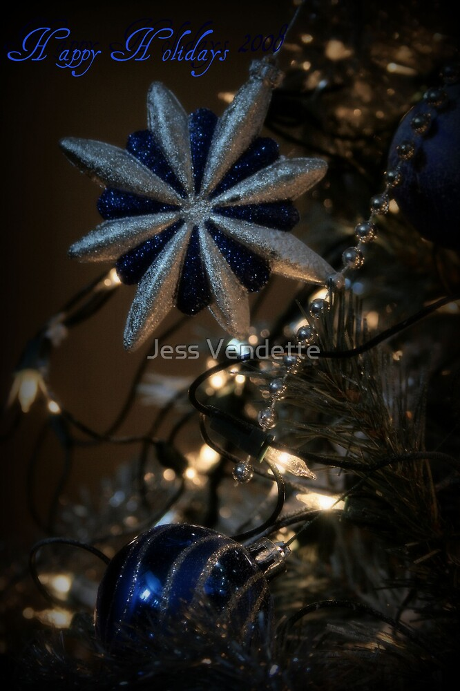 Tis the season by Jess Vendette