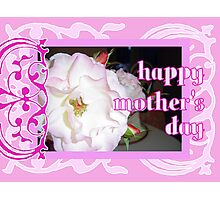 Happy Mother's Day - Version One Photographic Print