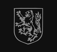 A Complete Guide to Heraldry - Figure 287 — Lion rampant double queued Unisex T-Shirt