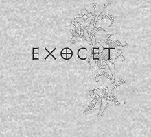 exocet gothic style  Mens V-Neck T-Shirt