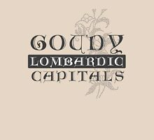 Goudy Lombardic Capitals Unisex T-Shirt