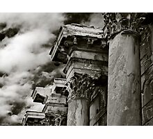 Four columns Photographic Print