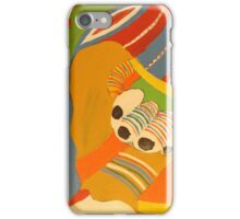 pouring iPhone Case/Skin