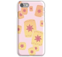 Floating Lanterns Gleam Variant iPhone Case/Skin