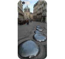 Porte Cailhau Arch, Bordeaux, France, Europe 2012 iPhone Case/Skin