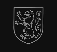 A Complete Guide to Heraldry - Figure 307 — Lion sejant erect Unisex T-Shirt
