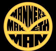 Manners Maketh Man by normannazar