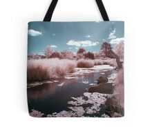 Little Pink River Tote Bag