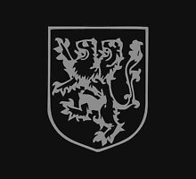 A Complete Guide to Heraldry - Figure 291 — Lion rampant, with two heads Unisex T-Shirt