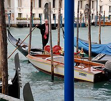 Gondola Dock by balata