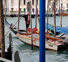 Gondola Dock by balata