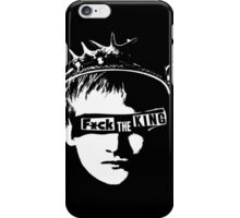 Fuck the king iPhone Case/Skin