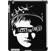 Fuck the king iPad Case/Skin