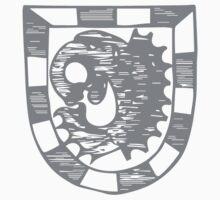 A Complete Guide to Heraldry - Figure 481 — Arms of the Grauff von Dälffin lett och in Dalffinat (Count von Dälffin), which also lies in Dauphiné Baby Tee