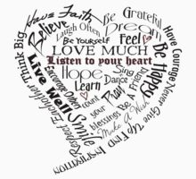 Listen To Your Heart by Tracy Deptuck