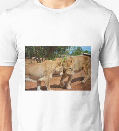 Lionesses Unisex T-Shirt