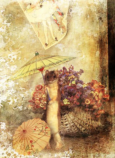 Fan Tan Alley by Aimee Stewart
