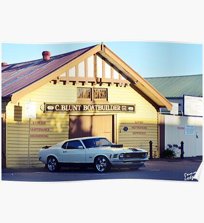 Mustang 1 Poster