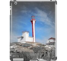 By the light of day iPad Case/Skin