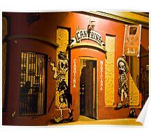 Cantina Mexicana Poster