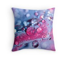 Crushed Shadow.  Throw Pillow