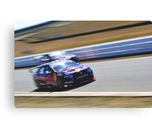 Red Bull Duo Canvas Print