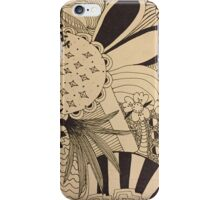 Dizzy Doodles iPhone Case/Skin