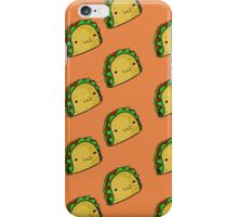 Taco Taco iPhone Case/Skin